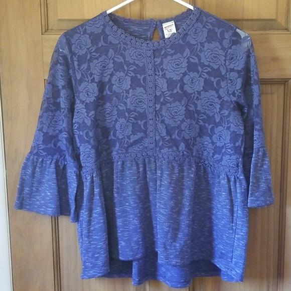 Arizona Jean Company Other - Arizona Jeans Company Girls plus size blouse